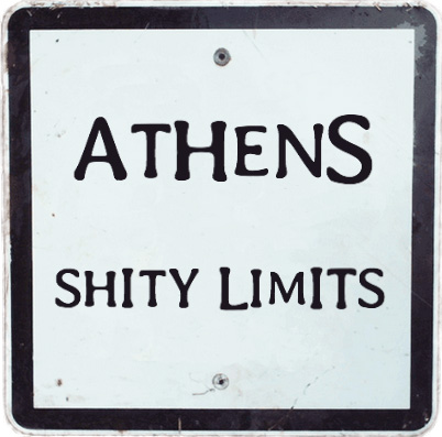 Athens shitty limits