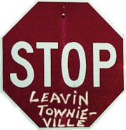 Stop leaving townieville